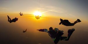 Grupo M Hotéis - Espinho - Paraquedismo